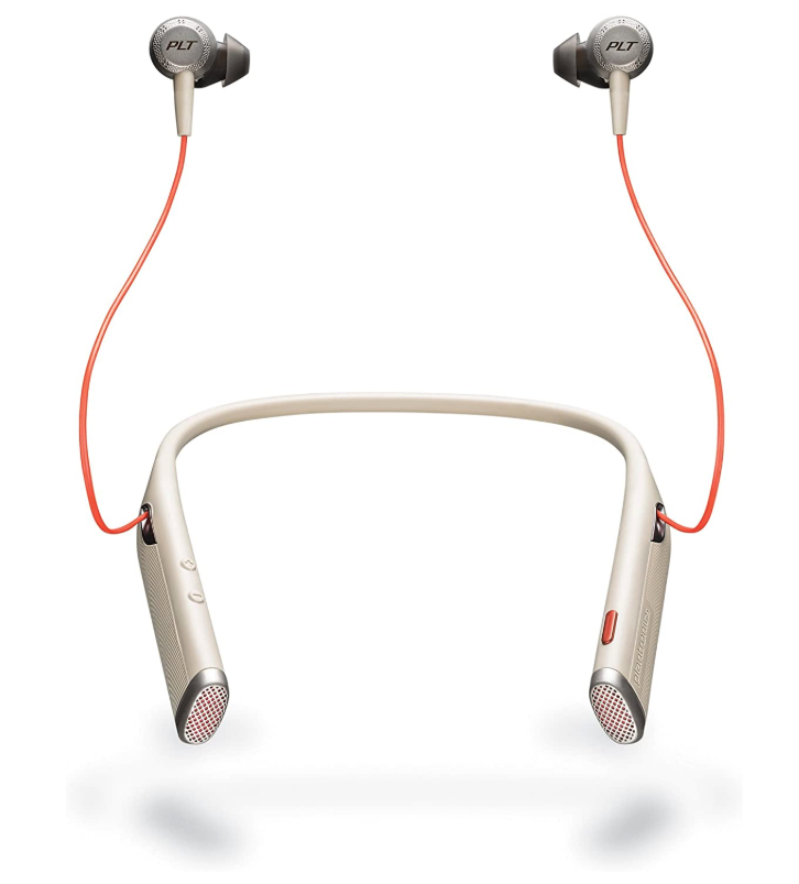 Plantronics Bluetooth Earbuds, Voyager 6200 UC