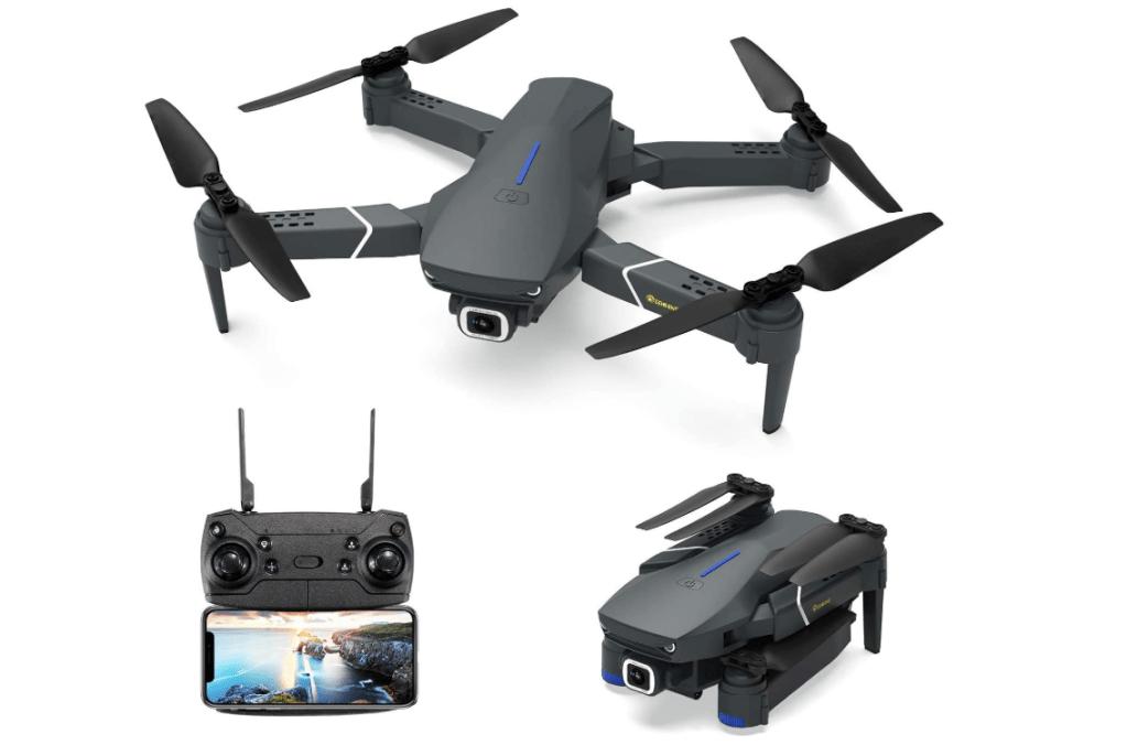 EACHINE E520 Drone with 4K Camera