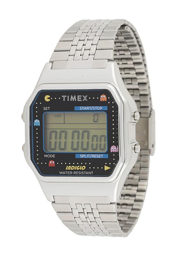 80s watch pacman timex