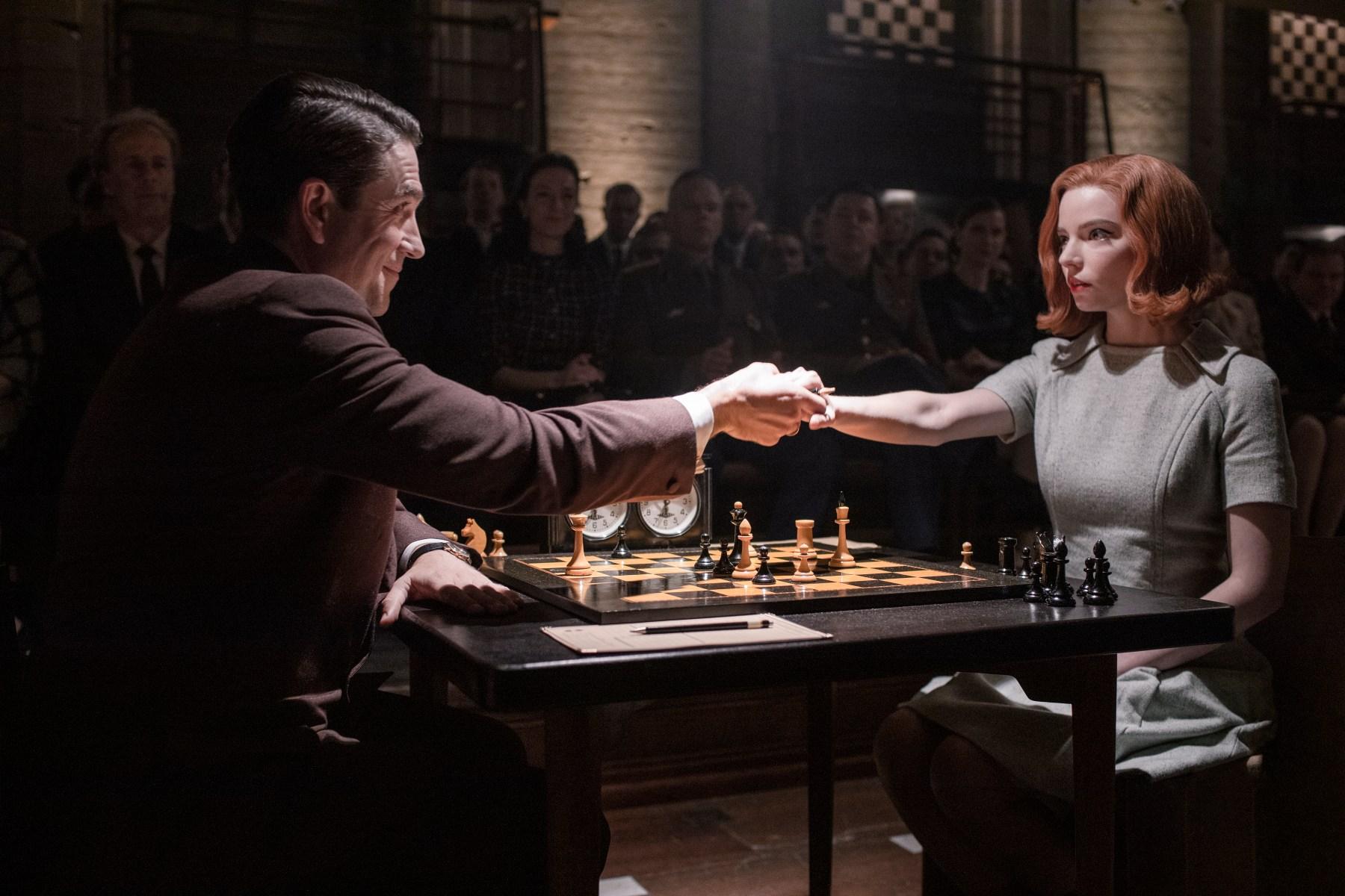 The Queen's Gambit best chess boards