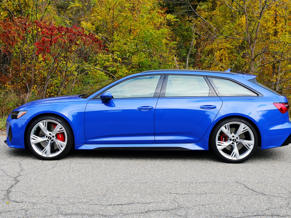 2021 Audi RS 6 Avant Review: Best New Station Wagon for ...
