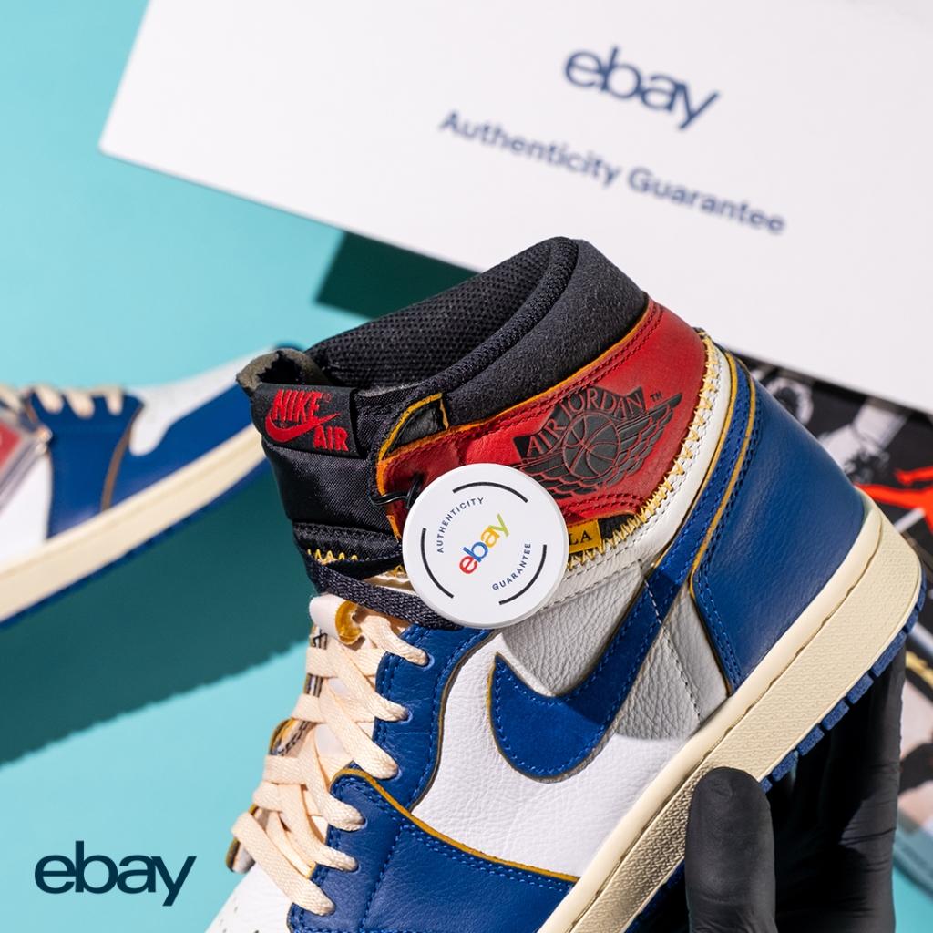 eBay Sneaker Authenticity Guarantee Program