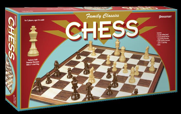 Family Classics Chess by Pressman
