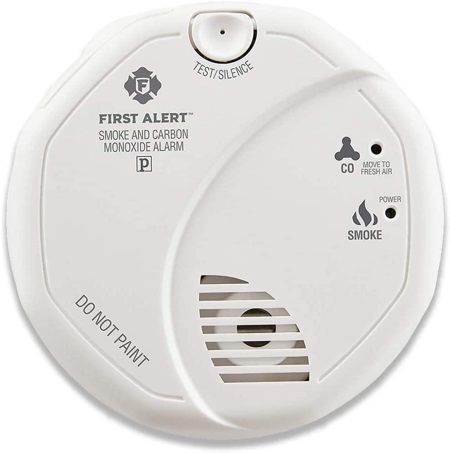first alert smoke co2 detector