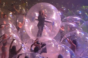 The Flaming Lips Postpone Space Bubble Concerts