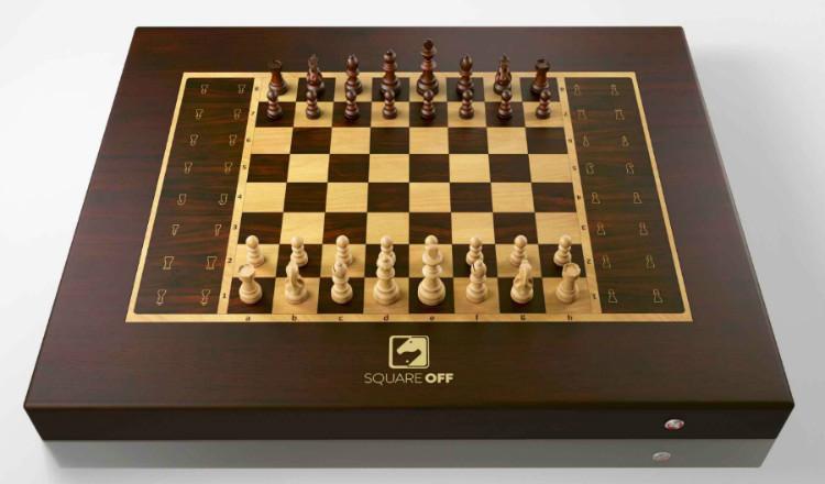 Square Off Digital Chess Set