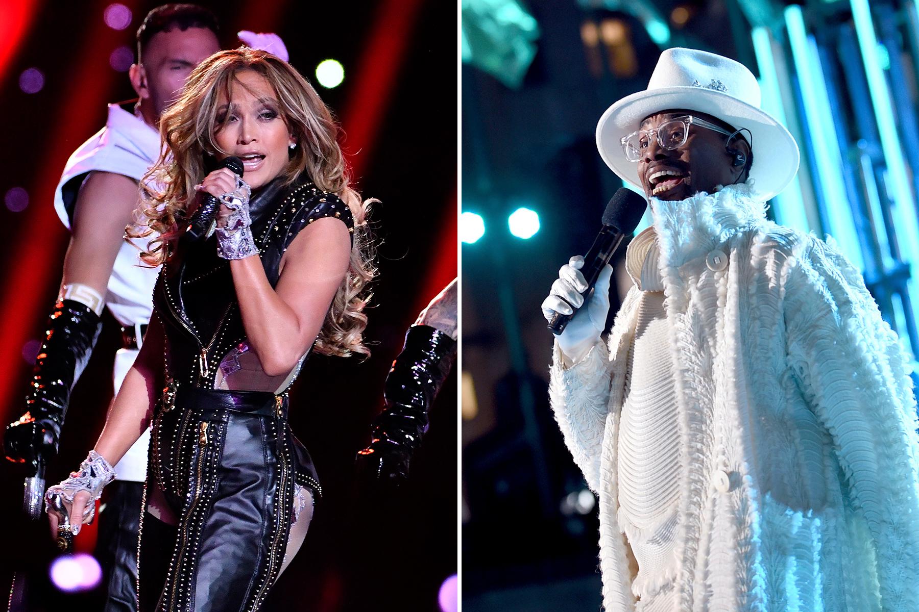 Jennifer Lopez, Billy Porter to Perform on New Year's Rockin' Eve