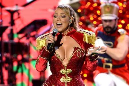 RS Charts: Mariah Carey's 'All I Want for Christmas' Is ...