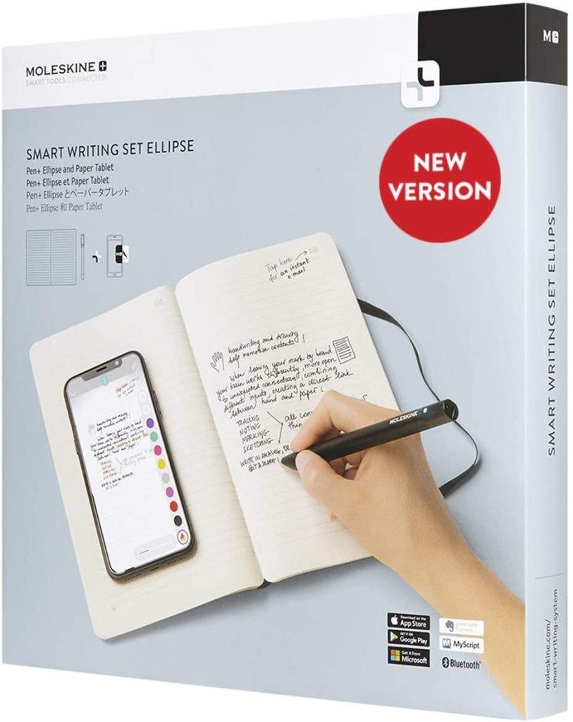 moleskine pen smart notebook system