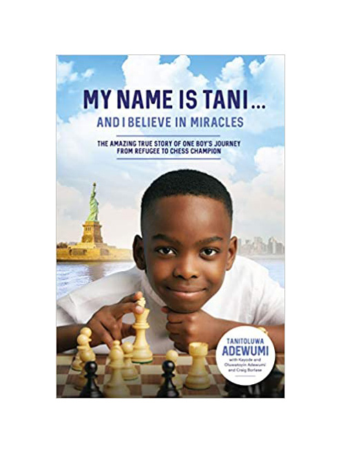 Best Books About Chess Prodigies