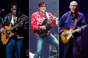 Weezer, Mark Knopfler, Leon Bridges Donate Instruments to Auction to Save Live Music