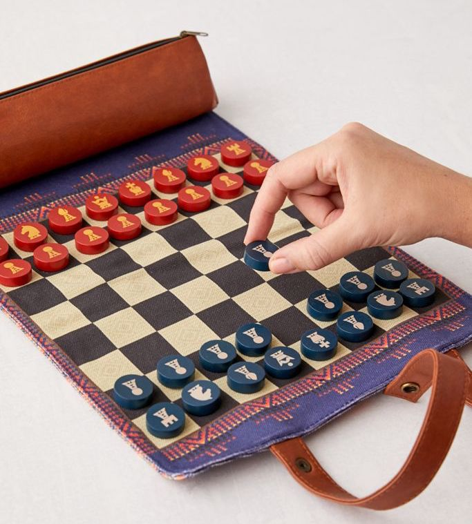 Pendleton Roll-up Chess