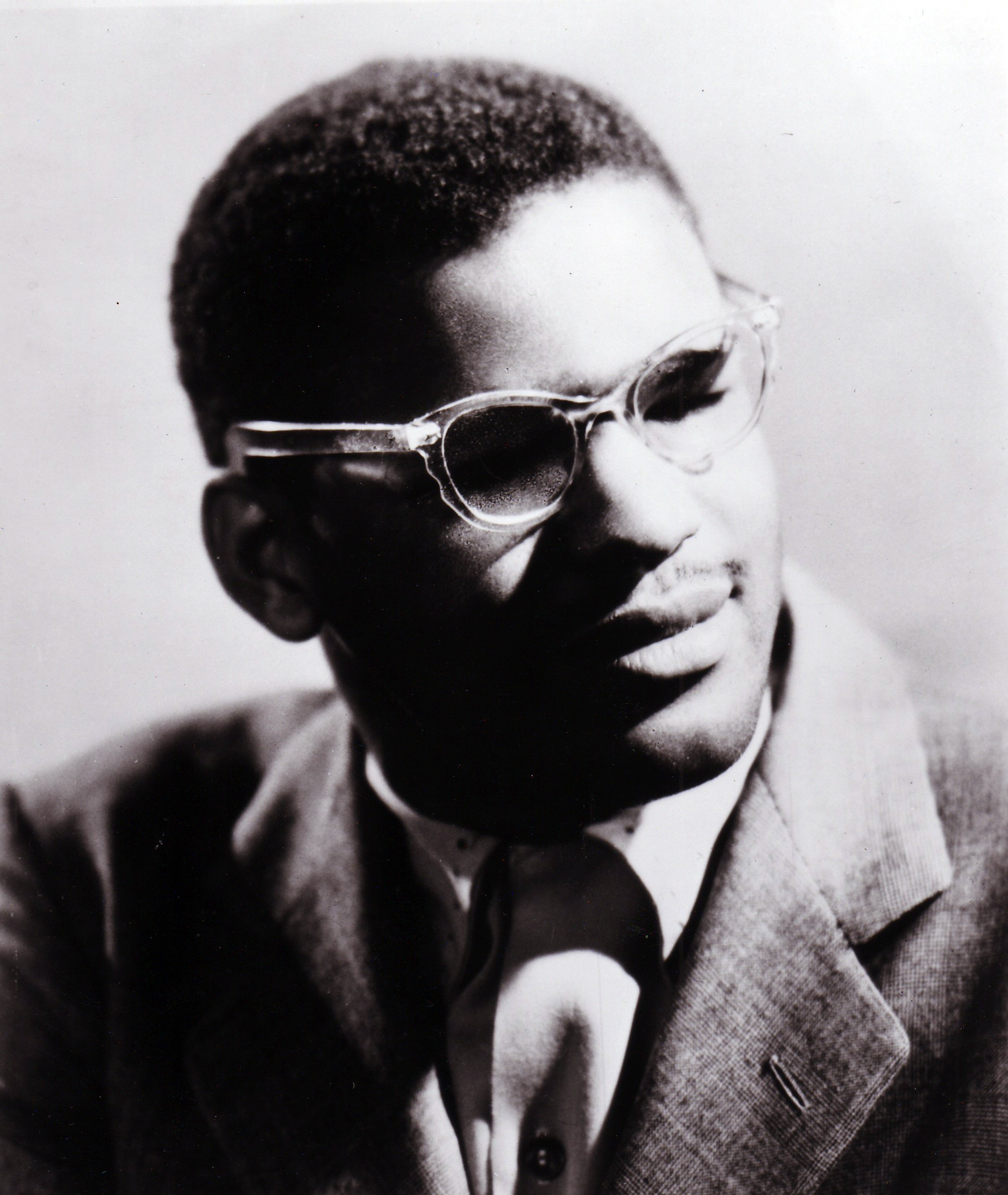 UNSPECIFIED - JANUARY 01: Photo of Ray CHARLES; Portrait of Ray Charles (Photo by Gilles Petard/Redferns)