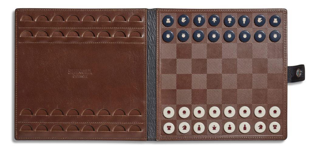 Shinola Chess Set