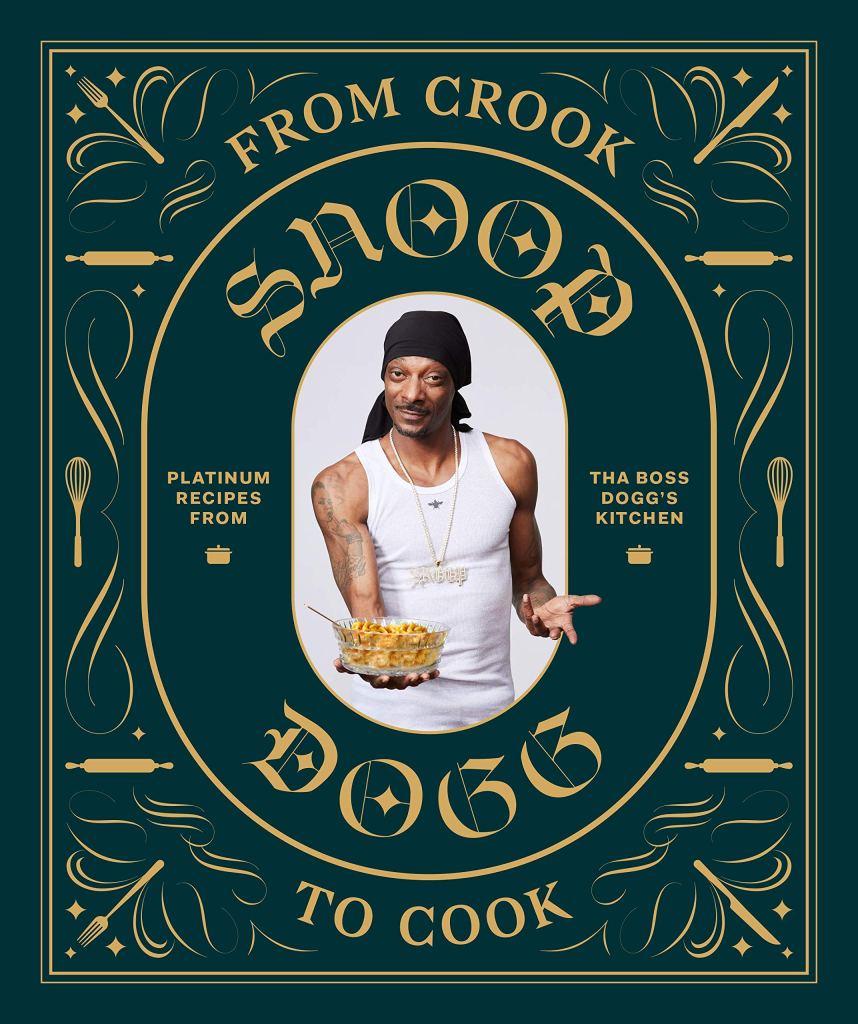 snoop dogg cookbook
