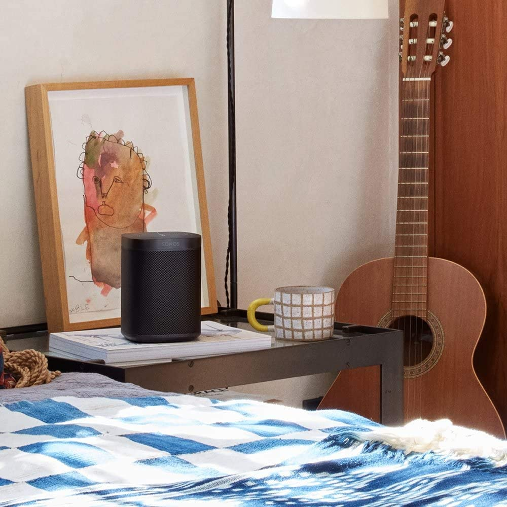 sonos one gen 2 speaker review