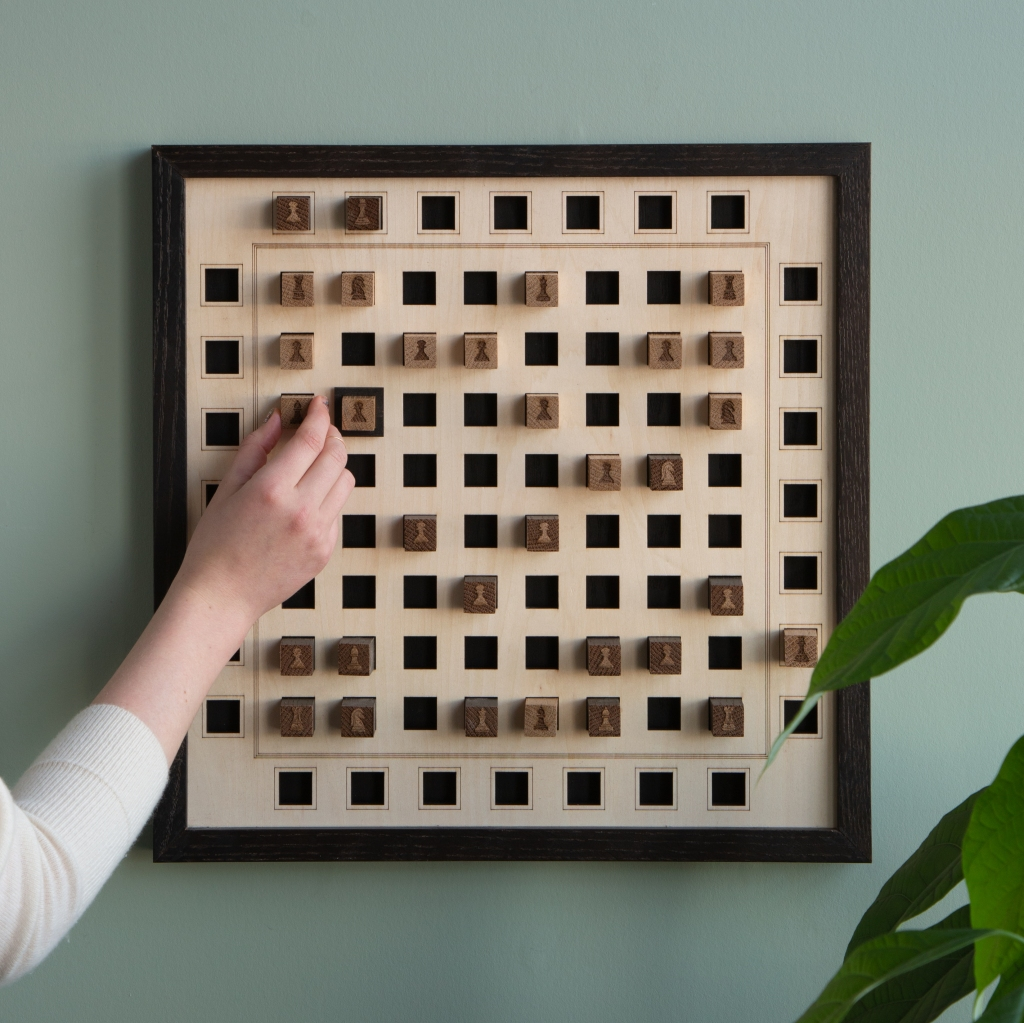 Large wall chess