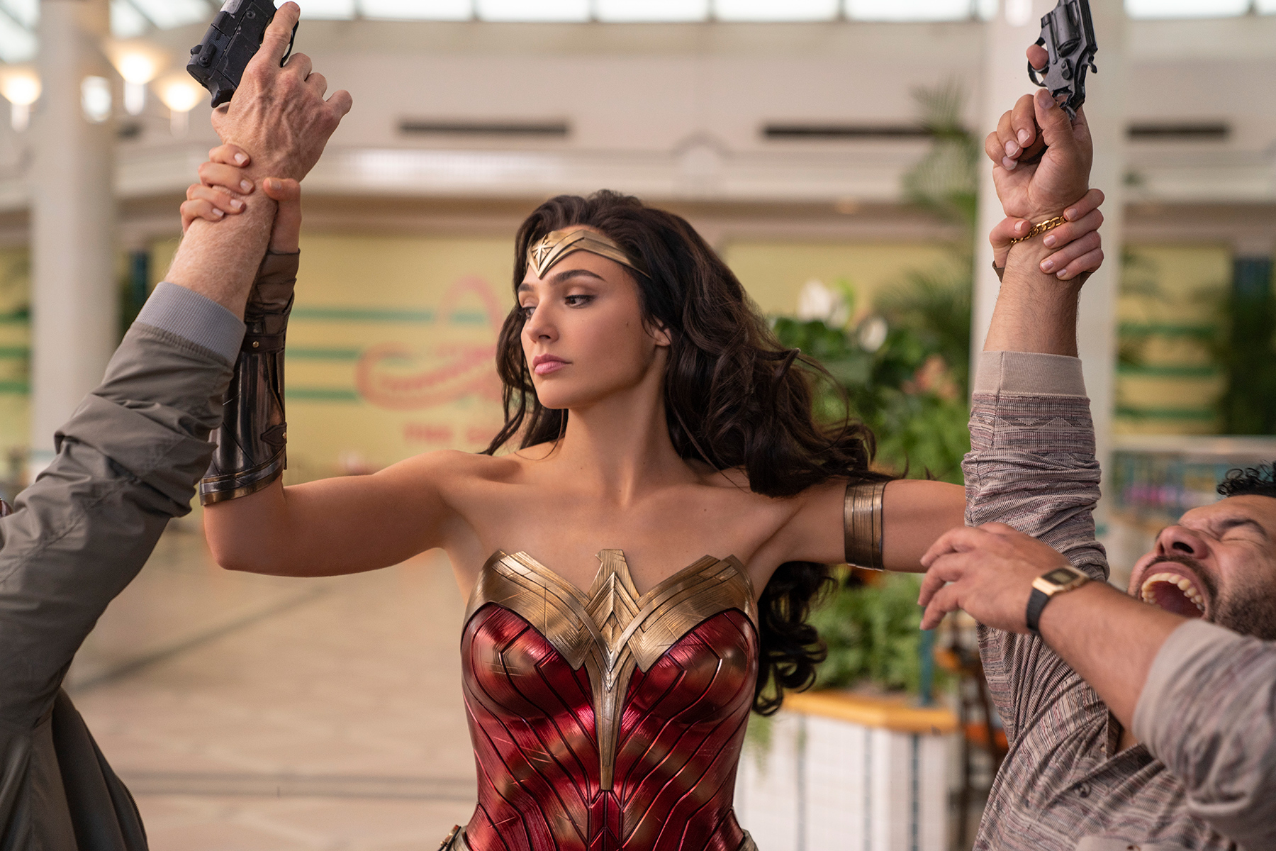 Wonder Woman 1984' Movie Review - Rolling Stone