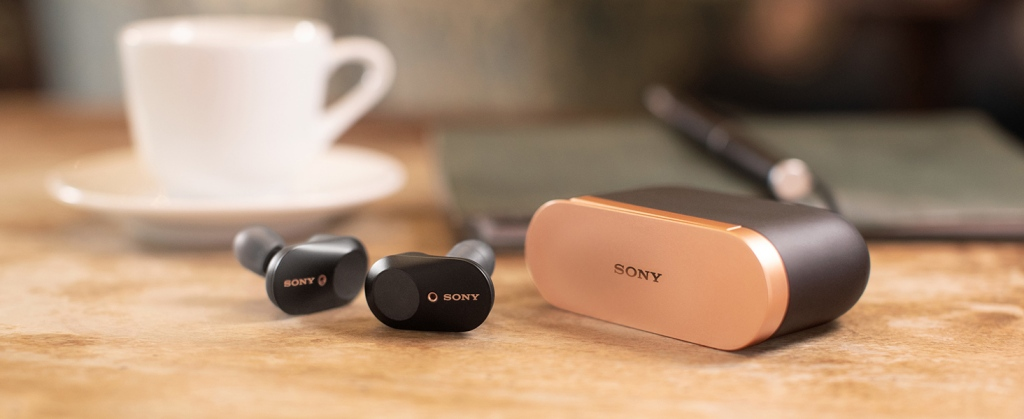 Sony earbuds wireless noise cancelling