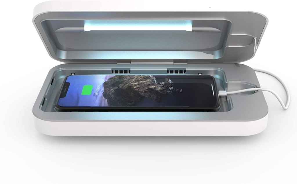 phonesoap 3 review uv sanitizer