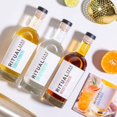 Break Up With Booze for Dry January, Sober October and Beyond With These Non-Alcoholic Spirits