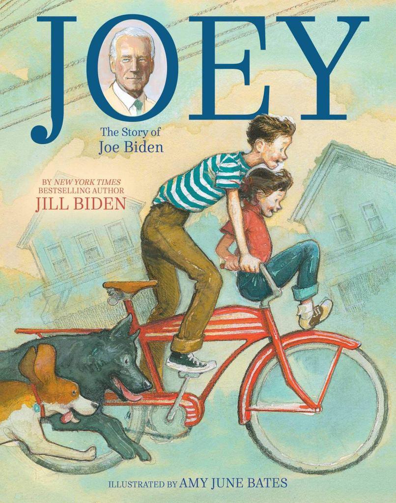 joe biden children's book