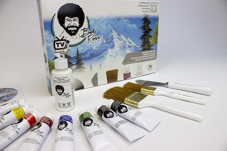 bob ross painting kit