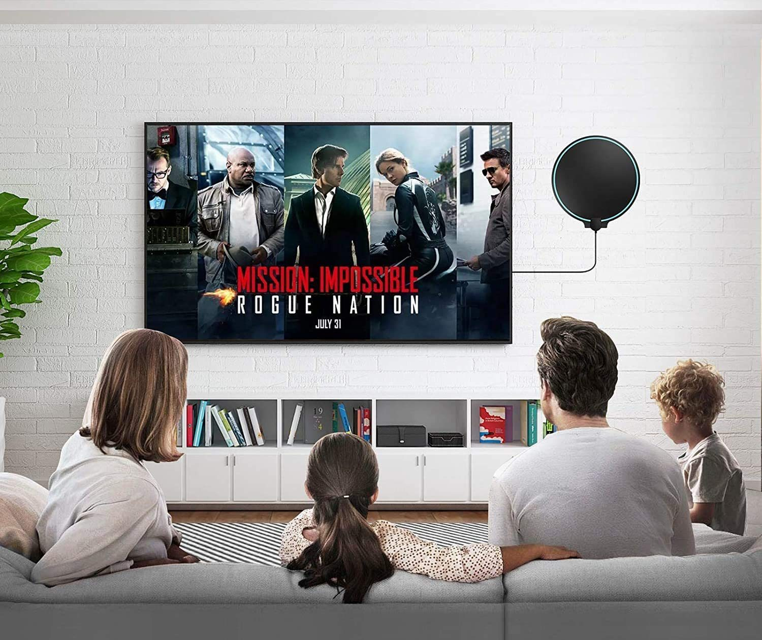 Best 4K TV Antenna 2021: Get Free TV Broadcasting and Cut the Cable for Good