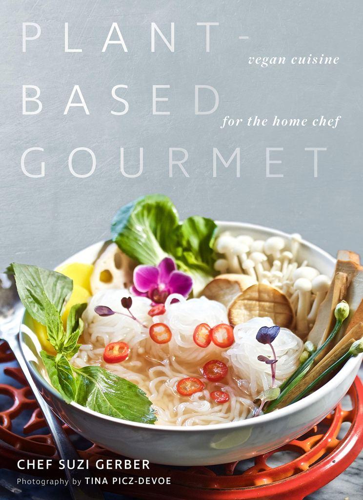 Plant-Based Gourmet Cookbook