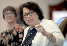 Justice Sotomayor Issues Scathing Dissent to Trump's 13th Execution