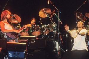 Flashback: Genesis Play 'Trespass' Rarity 'White Mountain' in 1976