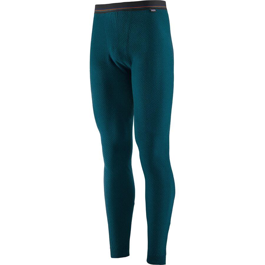 Thermal underwear leggings patagonia