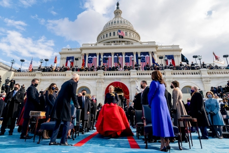 Biden S Inauguration Week And Triumph Of American Musical Weirdness Rolling Stone