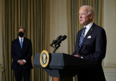 Biden Breaks With Predecessor, Takes Looming Destruction of Human Civilization Seriously