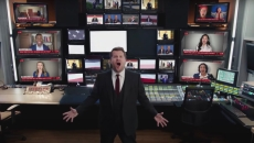 Watch James Corden, Broadway Stars Mark 'One Day More' of Trump
