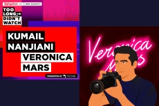 'Too Long; Didn't Watch': Kumail Nanjiani Catches Up on 'Veronica Mars'