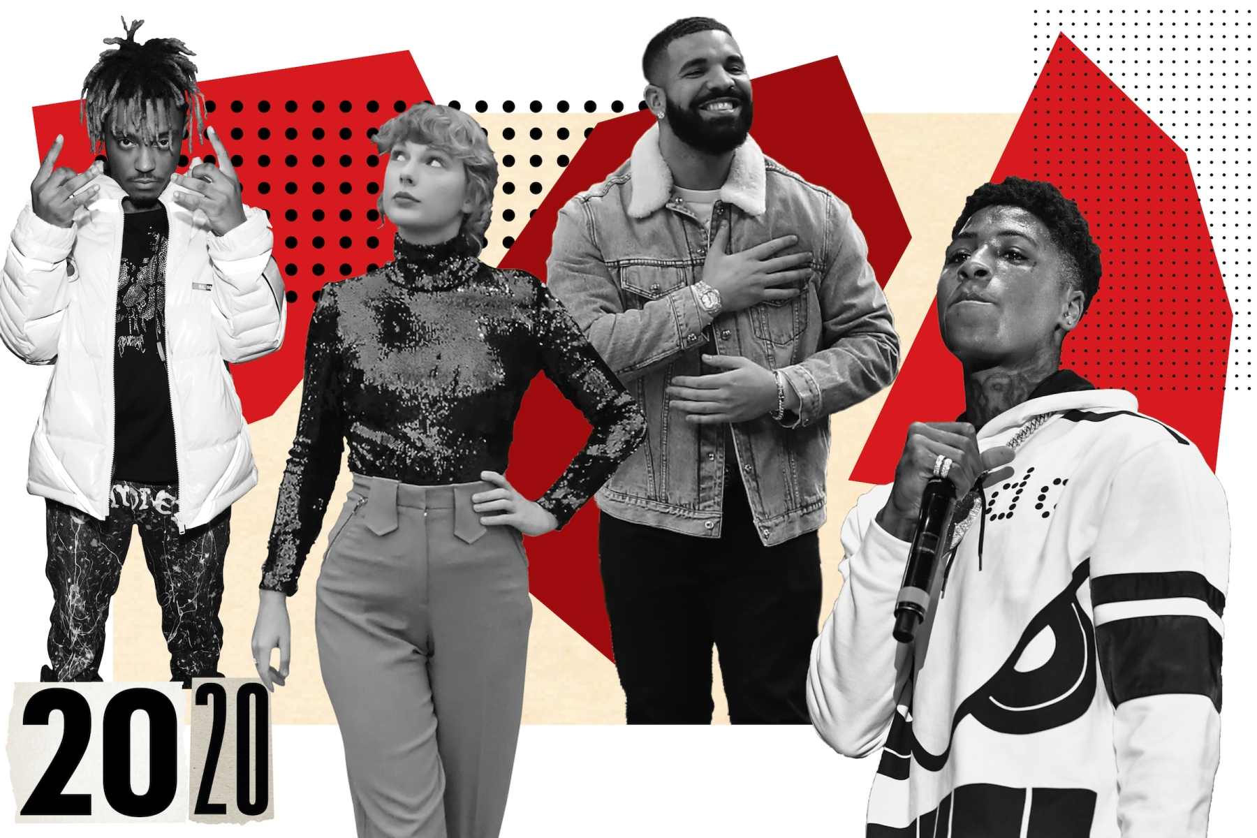 Drake tops the Year-End Artists 500 Chart