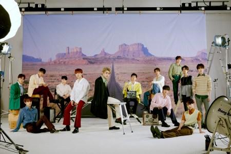 K-Pop Group Seventeen's 13 Members, Carat fans