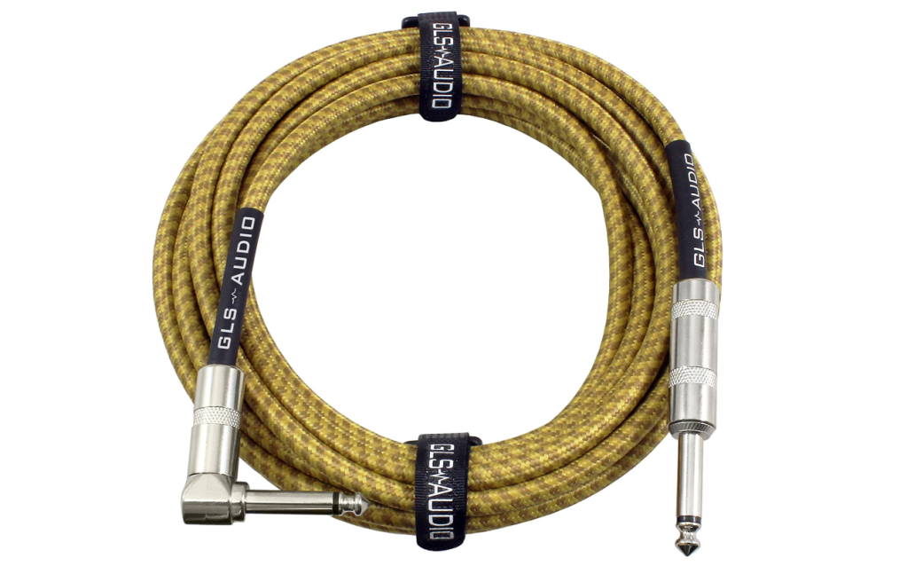 GLS Audio 20 Foot Guitar Instrument Cable