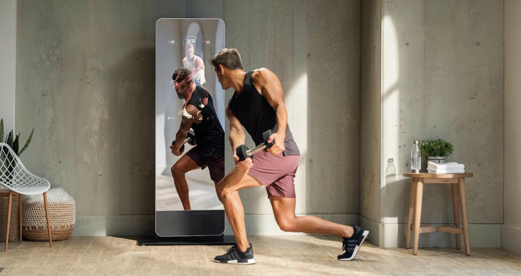 NordicTrack Vault Fitness Mirror