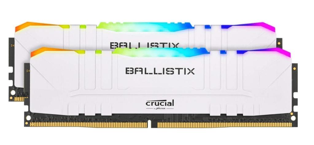 Crucial Ballistix RGB 3200 MHz DDR4