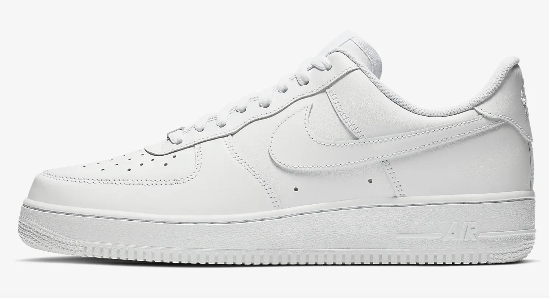 Nike air force one white