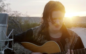 Big Thief's Adrianne Lenker Performs Sublime 'Anything' on 'Colbert'