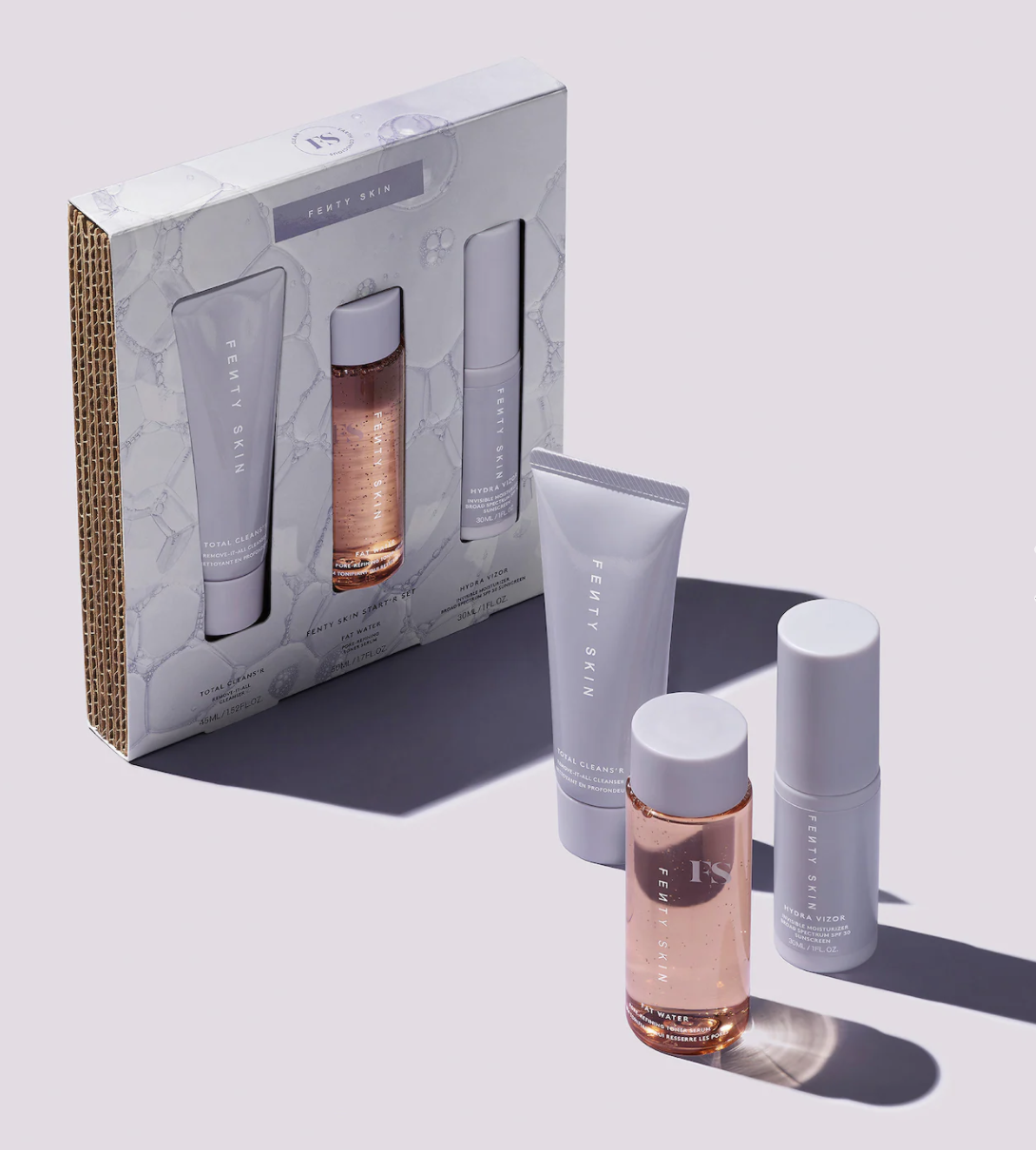 rihanna skin care products fenty