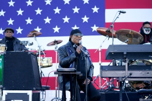 Stevie Wonder Calls for 'Truth Commission' in Open Letter Honoring Dr. King