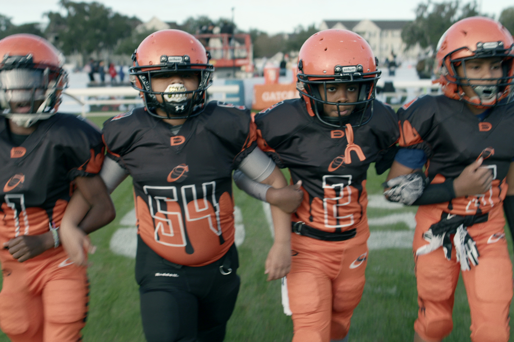 <p>'We Are: The Brooklyn Saints': Youth Football With Clear Eyes, Full Hearts thumbnail