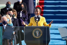 Amanda Gorman Delivers Powerful Poem at Biden's Presidential Inauguration