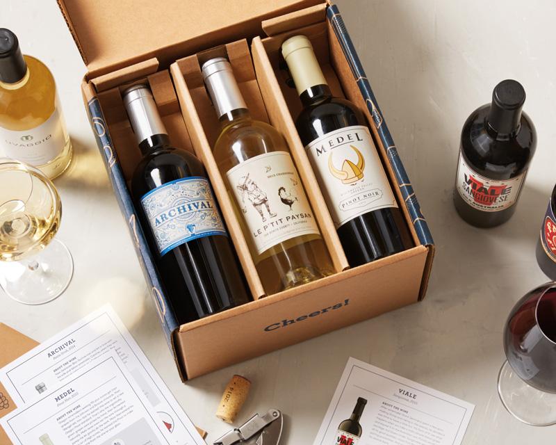 Blue Apron Wine selection review