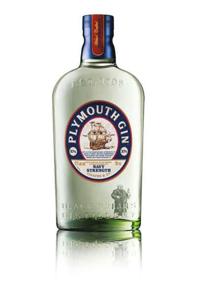 plymouth navy strength gin review