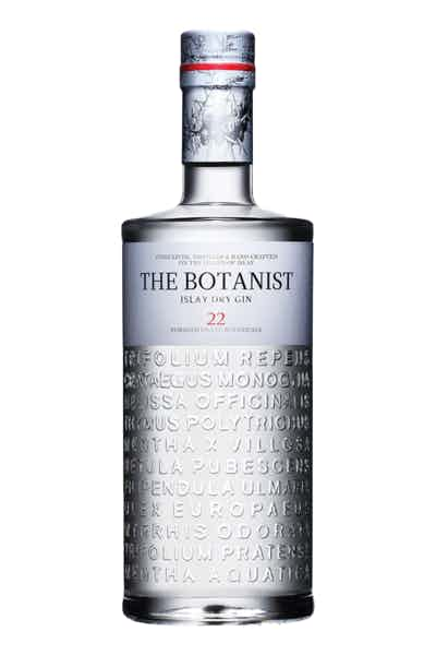 the botanist dry gin review